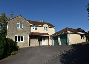 Thumbnail 4 bed detached house for sale in Wickham Rise, Frome, Somerset