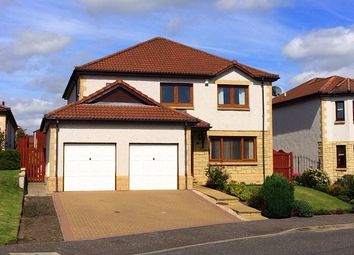 Thumbnail 4 bedroom detached house for sale in The Castings, Dunfermline