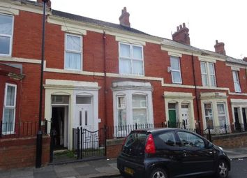Thumbnail 2 bed flat to rent in Hampstead Road, Newcastle Upon Tyne