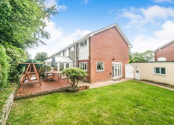 Thumbnail 3 bed semi-detached house for sale in Grange Crescent, Ryton