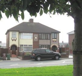 Thumbnail 3 bed property to rent in Newton Road, Ashton's Green, St Helens