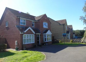 Thumbnail 4 bed detached house for sale in Herbert Thomas Way, Parc Brynheulog, Swansea