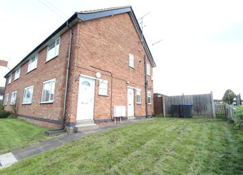 Thumbnail 2 bed maisonette for sale in Mill Street, Barwell, Leicester, Leicestershire