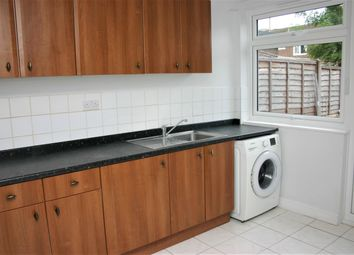 Thumbnail 3 bed terraced house to rent in Burke Close, London