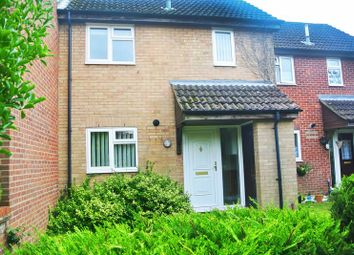 Thumbnail 2 bed terraced house to rent in Exeter Close, Basingstoke