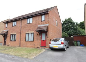 Thumbnail 3 bed semi-detached house for sale in Dryden Close, Fareham