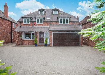 Thumbnail 5 bed detached house for sale in Sketchley Hall Gardens, Burbage, Hinckley