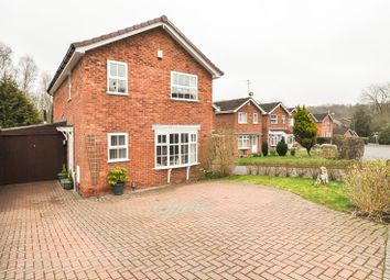 Thumbnail 4 bed link-detached house for sale in Painswick Close, Oakenshaw, Redditch