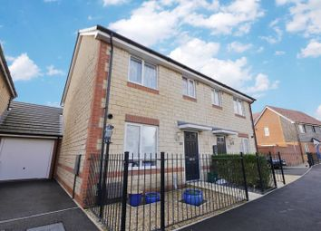 Thumbnail 3 bed semi-detached house for sale in Cherry Tree Road, Harwell, Didcot