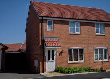 Thumbnail 3 bedroom semi-detached house for sale in Arabian Avenue, Swindon