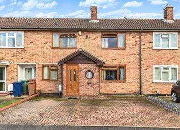 Thumbnail 3 bed terraced house for sale in Corunna Crescent, Oxford