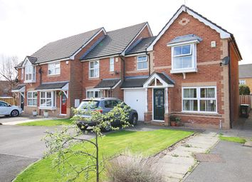 Thumbnail 3 bed end terrace house for sale in Holbrook Close, Great Sankey, Warrington