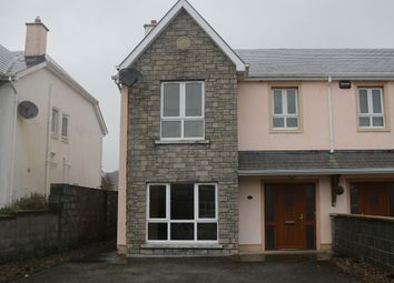 Thumbnail 4 bed semi-detached house for sale in 77 Tsean Dun, Ennis, Clare