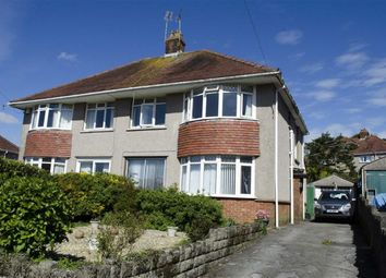 Thumbnail 3 bed semi-detached house for sale in Fairy Grove, Killay, Swansea