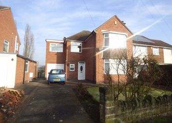 Thumbnail 4 bed detached house to rent in Balmoral Drive, Bramcote, Nottingham