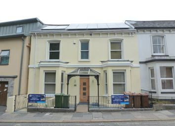 Thumbnail 6 bedroom terraced house for sale in Houndiscombe Road, Mutley, Plymouth