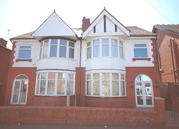 Thumbnail 3 bed semi-detached house for sale in Marlboro Road, Blackpool