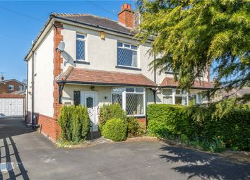 Thumbnail 3 bed semi-detached house for sale in Glencoe, Bradford Road, Burley In Wharfedale, Ilkley