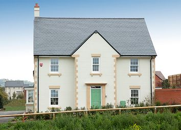 "Thumbnail 4 bed property for sale in ""The Welwyn"" at Wand Road, Wells"