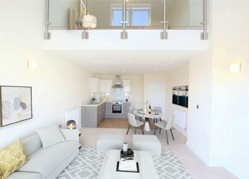 Thumbnail 1 bed flat for sale in Chrysler House, Times Square, Bessemer Road, Welwyn Garden City, Herts
