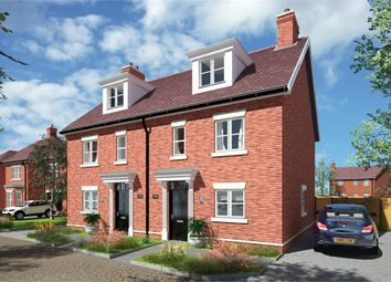 Thumbnail 3 bed terraced house for sale in Stoneham Lane, Eastleigh, Hampshire
