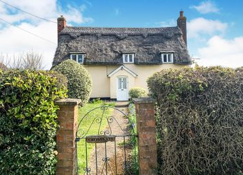 Thumbnail 3 bed detached house for sale in Mill Green, Edwardstone, Sudbury