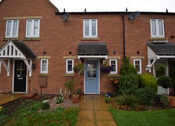 Thumbnail 2 bed town house for sale in Facers Lane, Scraptoft, Leicester, Leicestershire