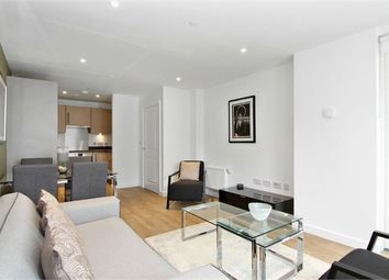 Thumbnail 1 bed flat to rent in Platinum Riverside, 17 Bessemer Place, London