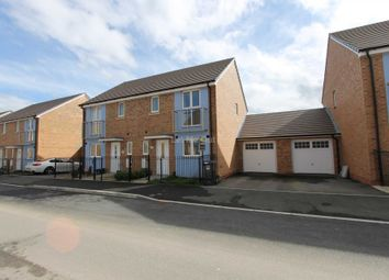 Thumbnail 3 bedroom semi-detached house to rent in Rapide Way, Weston-Super-Mare