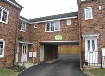 Thumbnail 2 bed flat to rent in Spinkhill View, Renishaw, Sheffield, Derbyshire