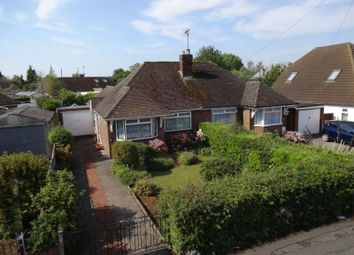 2 bed semi-detached bungalow for sale in Wycombe Way, Luton LU3
