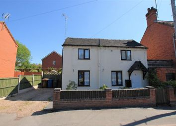 Thumbnail 3 bed detached house for sale in Cheadle Road, Uttoxeter