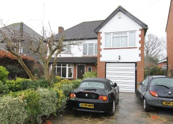 Thumbnail 4 bed detached house for sale in Westcott Way, Sutton