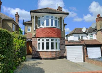 Thumbnail 3 bed detached house to rent in Broadfields Avenue, London