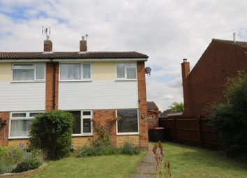 Thumbnail 3 bed property to rent in Chantry Avenue, Kempston, Bedford