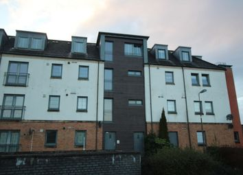 Thumbnail 2 bed flat for sale in Kaims Terrace, Livingston