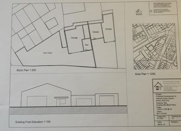 Thumbnail Land for sale in Warwick Road, Bristol