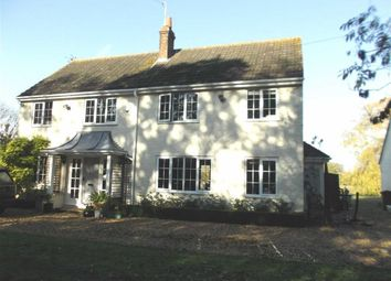 Thumbnail 4 bed detached house to rent in Low Road, Hatcliffe, Grimsby