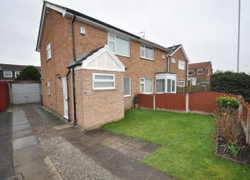 Thumbnail 2 bed semi-detached house for sale in Millhouse Lane, Moreton, Wirral