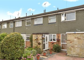 Thumbnail 3 bed terraced house for sale in Ryecroft Gardens, Blackwater, Camberley, Hampshire