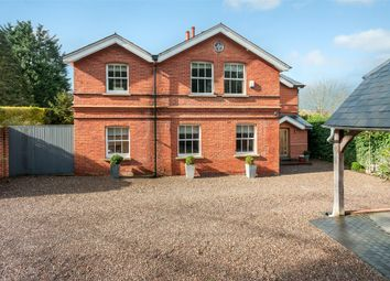 Thumbnail 5 bed detached house to rent in Effingham Place, Effingham, Leatherhead, Surrey