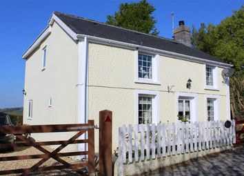 Thumbnail 3 bed cottage for sale in Penrheol Cottage, Tyncelyn, Nr Tynreithyn, Tregaron