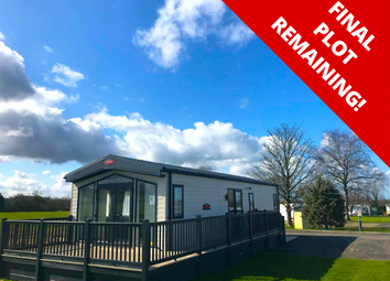 Thumbnail 2 bed lodge for sale in Blackford, Carlisle