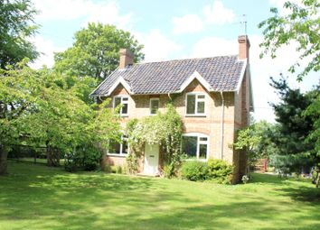 Thumbnail 3 bedroom property to rent in Station Road, Brampton, Beccles