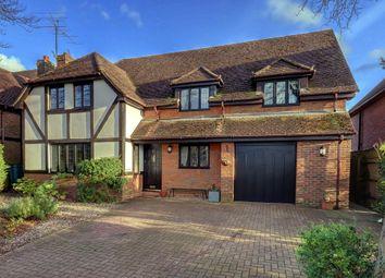 4 bed detached house for sale in Berndene Rise, Princes Risborough, Buckinghamshire HP27