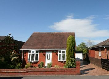 Thumbnail 2 bedroom detached bungalow for sale in Parsonage Road, Walkden, Manchester