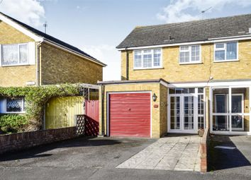 Thumbnail 3 bedroom semi-detached house for sale in Victory Road, Chertsey