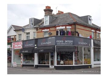 Thumbnail Restaurant/cafe to let in Christchurch Road 800-802, Boscombe