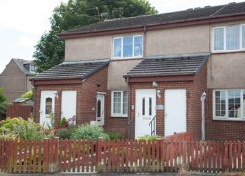 Thumbnail 1 bed flat for sale in Caledonia Crescent, Ardrossan
