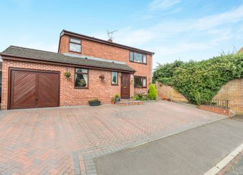 Thumbnail 3 bed detached house for sale in Western Way, Kidderminster